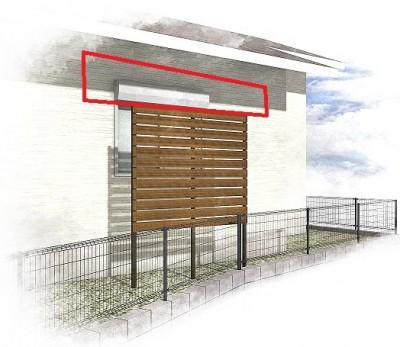 窓の位置や大きさを変える2