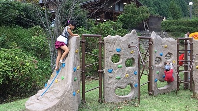 高取山公園ボルダリング