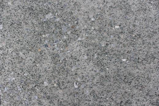 コンクリート洗い出しアップ