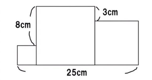 正方形の面積